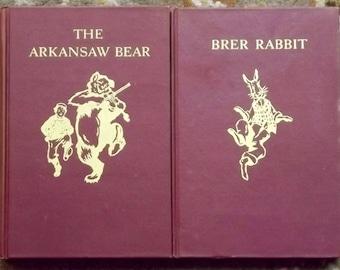 Brer Rabbit and The Arkansaw Bear