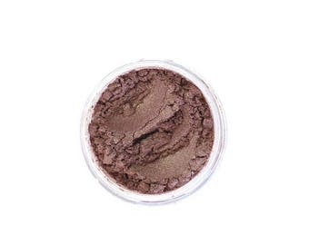 SALE Chocolatte - Mineral Bronzer / Highlighter - Natural Makeup - Mineral Cosmetics - Vegan Cosmetics