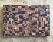 Custom cutting board.