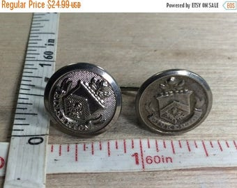 10% OFF 3 day sale Vintage 2 Piece Set Of Early Pinkerton Buttons Used