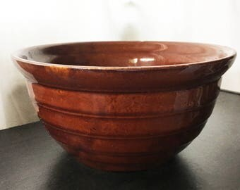 MarCrest Ribbed Mixing Bowl