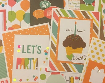 Premium - Set of 10 Happy Birthday Cards