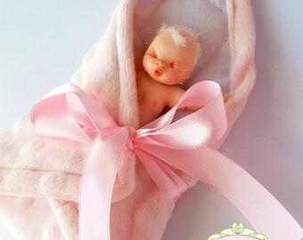 Mini baby Audrey handmade