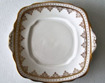 Royal Albert Crown China Plate