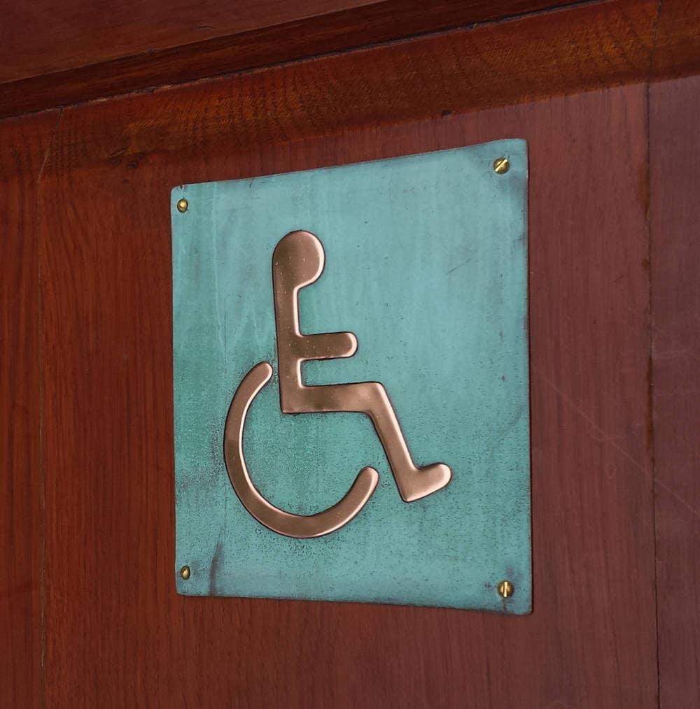 Male mens room toilet lavatory sign plaque 45115mm square in gallery photo gallery photo gallery photo biocorpaavc