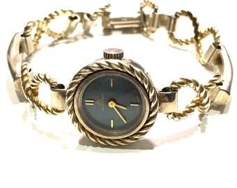 Vintage Bucherer Sterling Ladies Watch