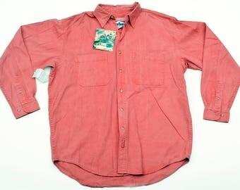 80's Marlboro Jean Shirt Vintage Retro