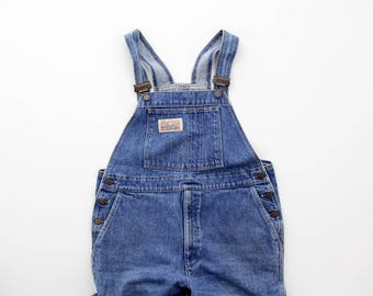 Vintage Levis Overalls // 1980s Levi's PLOWBOY Farmers Mechanics and Miners Overalls