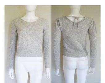 ON SALE Grey Sweater