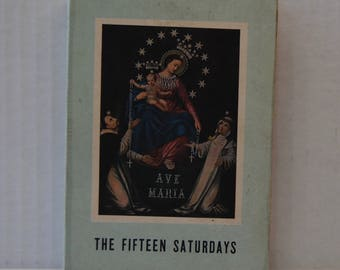 The Fifteen Saturdays of the Most Holy Rosary/Vintage Books