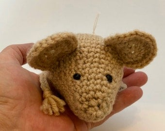 Amigurumi Mr. Mouse
