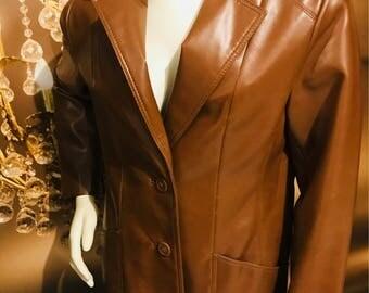 Camel  Blazer Jacket