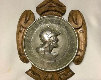 Vintage Medieval Crest - Toledo Spain