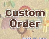 "Custom order for ""sweetvenus"""