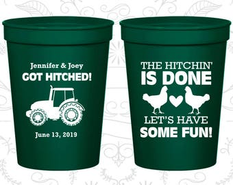 Forest Green Stadium Cups, Forest Green Cups, Forest Green Party Cups, Forest Green Wedding Cups (497)