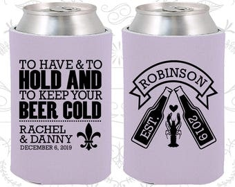 Lilac Wedding, Lilac Can Coolers, Lilac Wedding Favors, Lilac Wedding Gift, Lilac Wedding Ideas (440)