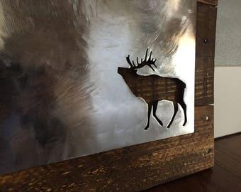 Montana Metal Elk