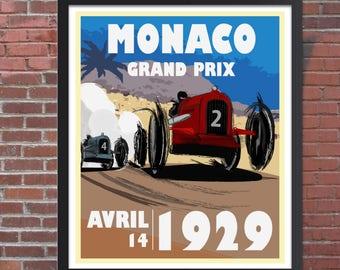 Monaco, Monaco Grand Prix, Formula One