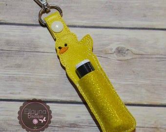 Lip Balm, Chapstick, Flash Drive, USB Drive Holder - Duck