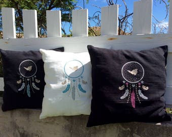 Dreamcatcher Pillow case - Housse de coussin attrape-rêves