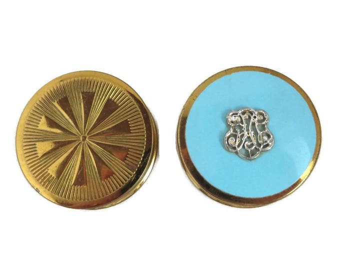 Vintage Makeup Compacts, Rouge, Eye Shadow Compacts, Estee Lauder Makeup, FREE SHIPPING