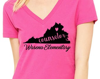 State Counselor Shirt