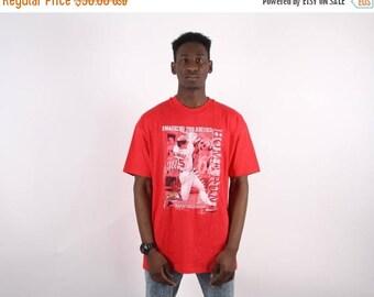 Final SALE - 90s St.Louis Cardinals T Shirt - 90s Cardinals T Shirt - Baseball T Shirt -  1408