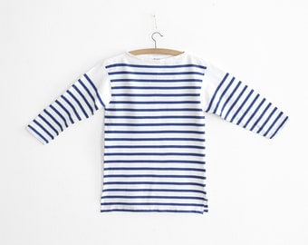 Vintage French Marine Long Sleeve Tee Shirt - XS,S