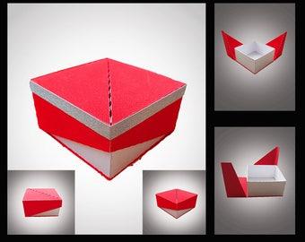 Diagonal opening Gift Box DIGITAL download