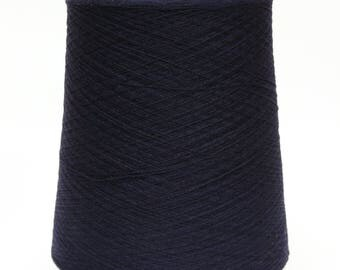 Baby cashmere/linen yarn on cone, per 1kg
