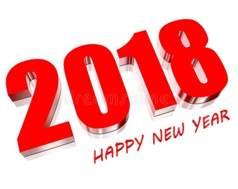 2018 - The Year Ahead Psychic Reading