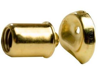 Bullet Catches, 3/8 Diameter x 1/2 Length