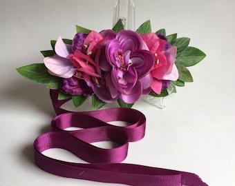 The belt spring Purple 2