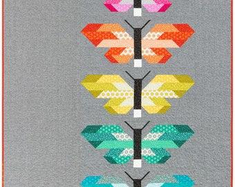 Frances Firefly Quilt Kit - Paintbox Basics - Elizabeth Hartman - Robert Kaufman - KITP-1687-6
