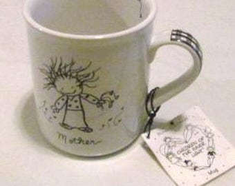 "Children Of The Inner Light- ""MOTHER"" Collectible Novelty Extra Large Mug by Marci 16oz"