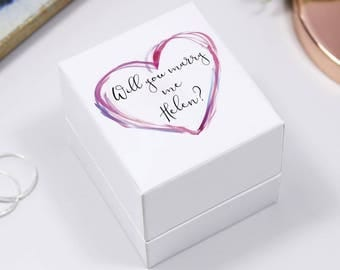 marry me ring box etsy