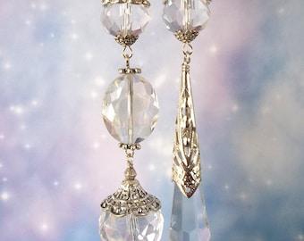 Crystal Fan Pull, Ceiling Fan Pull, Crystal Light Pull, Beaded Fan Pull, Fan Pull, Light Pull, Chain Pull, Fan Pull Chain, Crystal Beads
