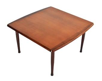 Danish Modern Teak Coffee / Side Table - Mid Century Teak Table