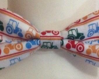Tractor Design Bow Tie