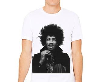 Purple Haze Inspired Custom T-shirt 3001