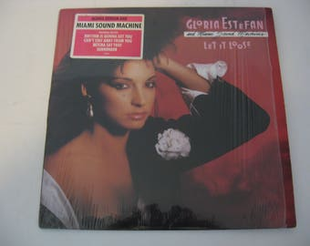 Gloria Estefan - Let It Loose - Circa 1989