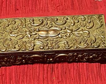 Godinger Silver 1992 Jewelry Box