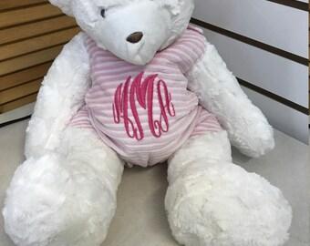 Monogram Baby Bears