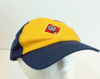 Boyscout cubscout vintage hat cap wolf 90s strap scout
