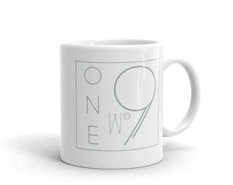 One Wing Nine (1w9) The Idealist Enneagram Mug