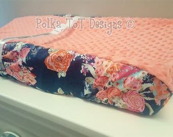 Contoured Changing Pad Cover