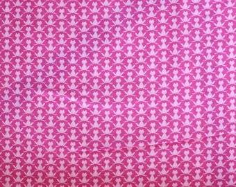 Fabric - Michael Miller - Ribbit ribbit - medium weight woven cotton fabric.