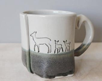 Mama Animal Mug