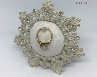 Ring Holder, Wedding Ring Holder, Engagement Ring Holder, Jewelry Box, Ring Stand, Wedding Gift, Jewelry Stand, Engagement Ring Dish