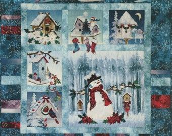 Season's Tweeting's Quilt Pattern Set by McKenna Ryan